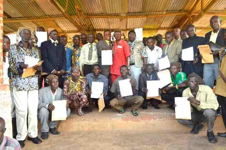 WWF Bikoro